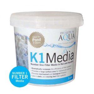 Kaldnes K1 Media - 3 Litres