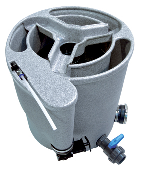 Eazy Pod Air Inc 70lpm Airpump Kit