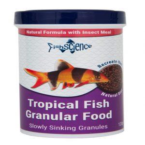 Tropical Granules