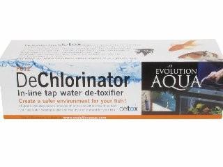 12 inch Dechlorinator Carbon in line filter