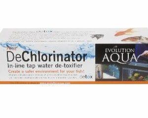 30 inch Dechlorinator Carbon in line filter