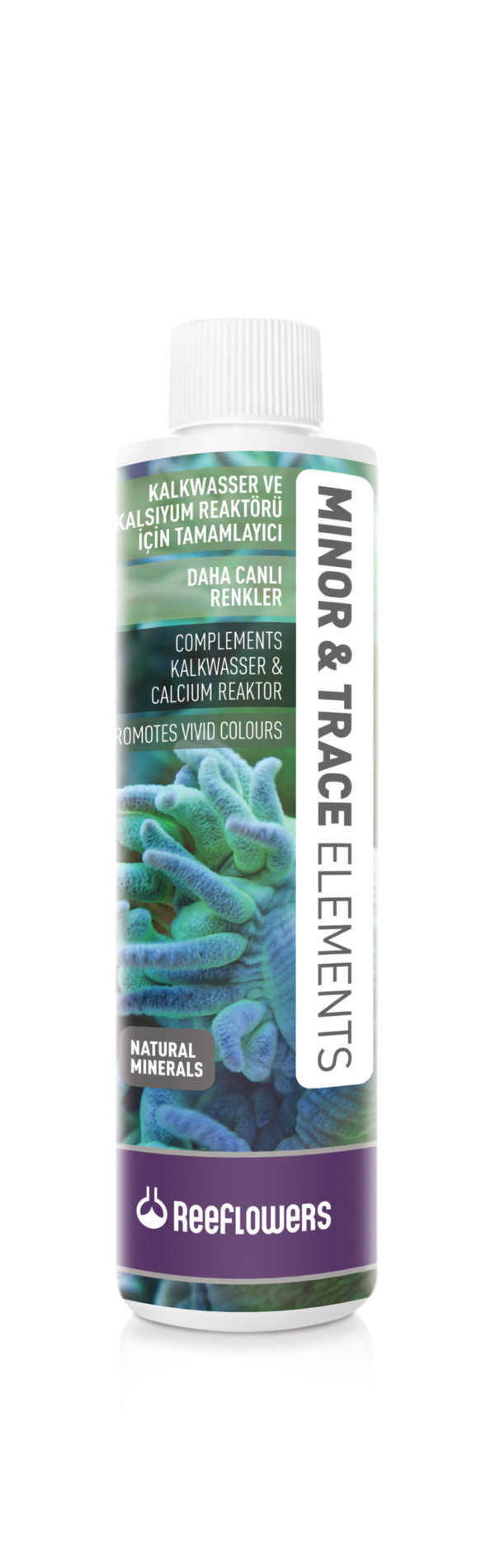 Minor & Trace Elements 250ml