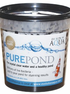 Pure Pond 1000ml (Slow Release Bacteria Gell Balls)