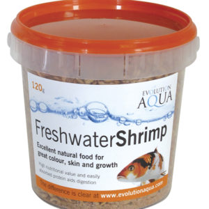 Freshwater Shrimps 120g