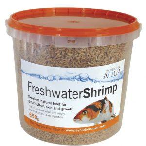 Freshwater Shrimps 650g