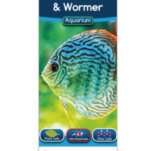 Aquarium Anti-Fluke & Wormer 100ml