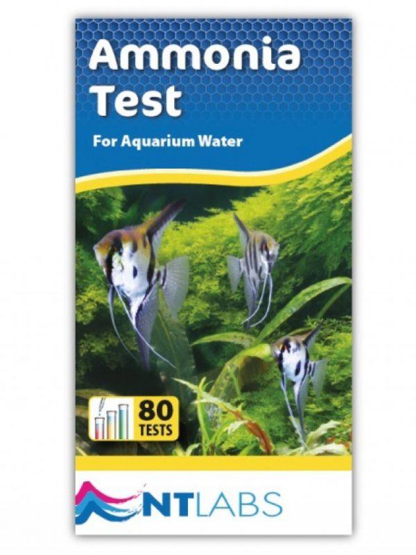 Aquarium Ammonnia Test - 80 tests
